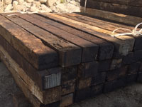 Railroad Ties – Apple Barrel Bark